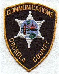 Osceola Co. Communications Patch (FL)
