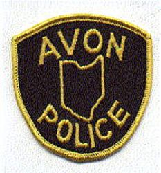 Avon Police Patch (OH)
