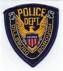Dillsburg Borough Police Patch (PA)