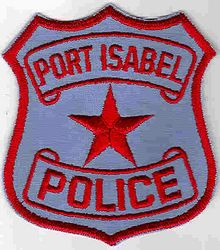 Port Isabel Police Patch (TX)