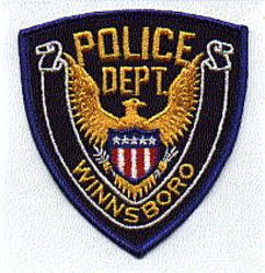 Winnsboro Police Patch (LA)