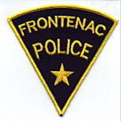 Frontenac Police Patch (KS)