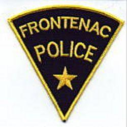 Frontenac Police Patch (KS)