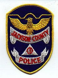 Jackson Co. Police Patch (MS)