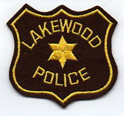 Misc: Lakewood Police Patch