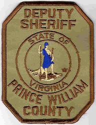 Sheriff: VA. Prince William Co. Deputy Sheriff Patch