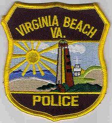 Virginia Beach Police Patch (VA)