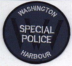 Washington Harbour Special Police Patch (WA)