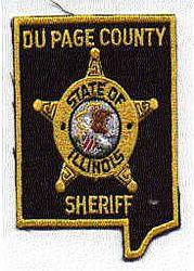 Sheriff: IL, DuPage Co. Sheriffs Dept. Patch