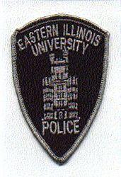 School: IL, Eastern Illinios Univ. Police Patch