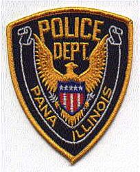 Pana Police Patch (IL)