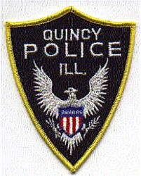Quincy Police Patch (IL)