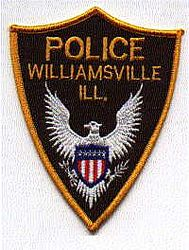 Williamsville Police Patch (IL)
