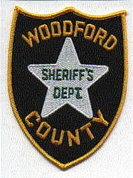 Sheriff: IL, Woodford Co. Sheriffs Dept. Patch