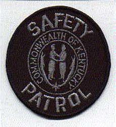 Safety Patrol Patch (KY)