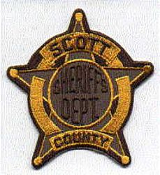 Sheriff: KY, Scott Co. Sheriffs Dept. Patch