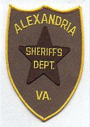 Sheriff: VA, Alexandria Sheriffs Dept. Patch