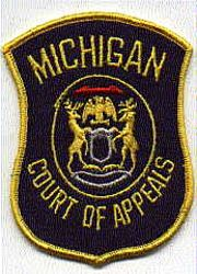 Court of Appeals Patch (MI)