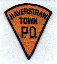 Haverstraw Town Police Patch (NY)