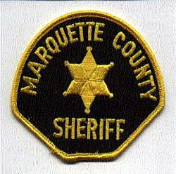 Sheriff: MI, Marquette Co. Sheriffs Dept. Patch