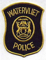 Watervliet Police Patch (MI)