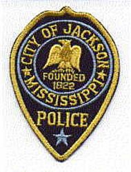 Jackson City Police Patch (new) (MS)