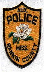 Rankin Co. Aux. Police Patch (MS)