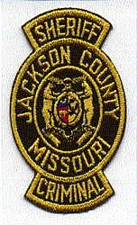 Sheriff: MO, Jackson Co. Sheriffs Dept. Patch