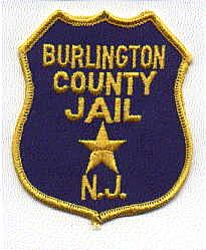 Burlington Co. Jail Patch (NJ)