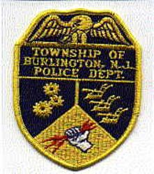 Burlington Twp. Police Patch (NJ)