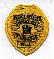 Cherry Hill Police Patch (badge size) (NJ)