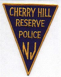 Cherry Hill Reserve Police Patch (NJ)