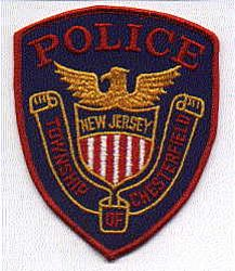 Chesterfield Twp. Police Patch (NJ)