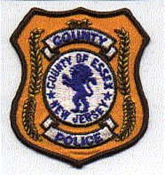 Essex Co. Police Patch (NJ)