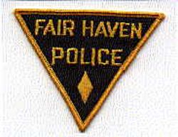 Fair Haven Police Patch (NJ)