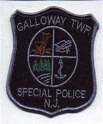 Galloway Twp. Special Police Patch (NJ)