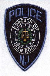 Glen Rock Police Patch (NJ)