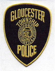 Gloucester Twp. Police Patch (NJ)