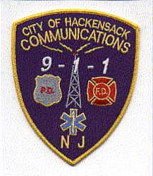 Hackensack Communications Patch (NJ)