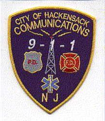 Hackensack Communications Patch (NJ)
