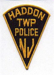 Haddon Twp. Police Patch (NJ)