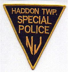 Haddon Twp. Special Police Patch (NJ)