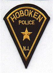 Hoboken Police Patch (NJ)