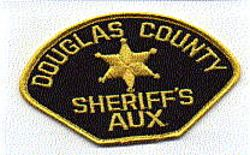 Sheriff: SD. Douglas Co. Sheriffs Aux. Patch