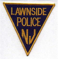 Lawnside Police Patch (NJ)