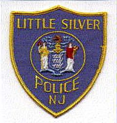 Little Silver Police Patch (NJ)