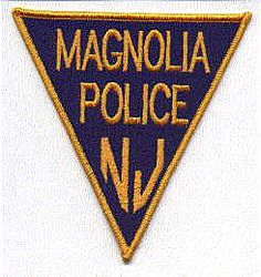 Magnolia Police Patch (NJ)