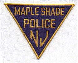 Maple Shade Police Patch (NJ)