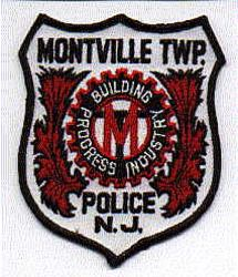 Montville Twp. Police Patch (NJ)