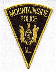 Mountainside Police Patch (NJ)